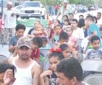 Demandan remedio para calle Oaxaca