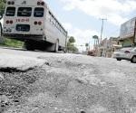 Buscan prevenir buena condición del pavimento