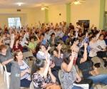 Posponen lucha sindical empleados de Telmex, hasta conocer postura de nuevo gobierno luego de elecciones