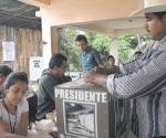 Trazan rutas seguras para llevar las urnas