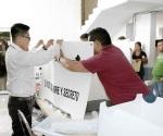 Fallan a deber cívico como funcionarios de casillas