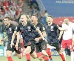 Croacia avanza con el drama de los penales