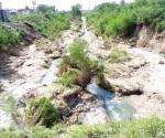 No desazolva CNA canales  y drenes que  pasan por Reynosa