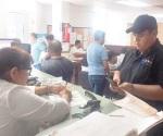 Estimulan pagos en Oficina Fiscal