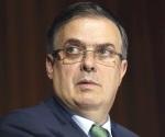 Propone AMLO a Marcelo Ebrard a Cancillería