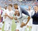 Francia deja fuera a Uruguay