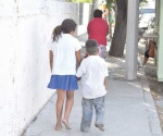 Se multiplican niños de la calle