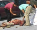 Matan a cuchilladas a hombre en Reynosa