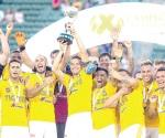 ¡Es Tigres campeón de campeones!