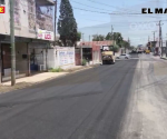 Cerrada la vialidad por rehabilitación de pavimento