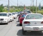 Reencarpeteo de arteria causa interrupción de vialidad