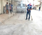 Desarrolla el municipio plan de limpieza integral