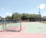 Abren canchas de futbol en Progreso