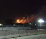 Se registran dos incendios en Refinería Madero