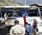 Fallecen 24 personas en un accidente de autobús en Ecuador