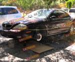 Muere mecánico al caerle el carro encima, en Reynosa