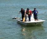Flotaba cadáver en el río Bravo