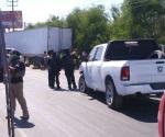 Persecución en Reynosa deja 2 inocentes muertos