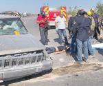 Reclaman e identifican a víctimas de accidentes