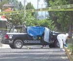 Matan a mando policiaco y a 3 escoltas en Tonalá
