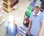 Se burlan asaltantes de las autoridades robando cerca de ellos