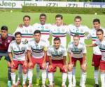 México y Japón empatan 1-1 en Sub 20