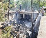 Devora incendio humilde vivienda