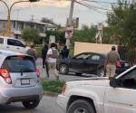 Persecución y tiroteo entre policías y pistoleros en Reynosa