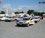 Inicia en Reynosa revista mecánica para transporte público