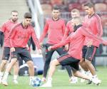 Visita el Madrid a CSKA Moscú en la Champions