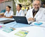 Feria de la salud de la mujer para prevenir enfermedad