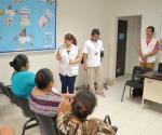 Llevan pláticas Médicos sin Frontera a sectores populares