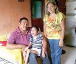Piden ayuda para ´Lalito´ que se encuentra enfermo