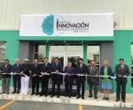 Inaugura el gobernador Centro de innovación en Matamoros