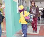 Tolerancia cero en entrada a las escuelas