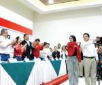Asumen dirigencia del PRI Tamaulipas