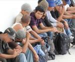 Caravana de migrantes afectaría a reynosenses de cerrar cruce de puente