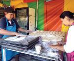 Traen desde Texcoco tradición del pan de muerto y variedad