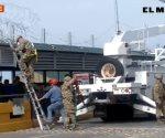 Instalan alambradas en puente Reynosa-Hidalgo