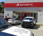 Asaltan a empleada de farmacia en Altamira