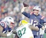 ¡Triunfa Brady sobre Rodgers!