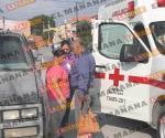 Se registran dos choques esta mañana en Reynosa