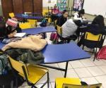 No habrá clases en Tamaulipas sólo a 0 grados