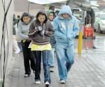 Alertan a extremar precaución por las bajas temperaturas