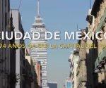 Ciudad de México, 194 años de ser la capital del país