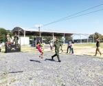 Invitan a población a participar en ´paseo dominical´ en 8ª Zona Militar