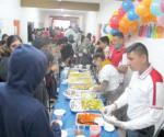 Jornada de salud para estudiantes y maestros de Universidad Tamaulipeca