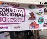 Acuden a la nueva consulta nacional