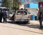 Enfrentan delincuentes a estatales en Reynosa