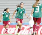 """¡Avanza Tri femenil Sub 17 a """"semis"""" en Mundial!"""